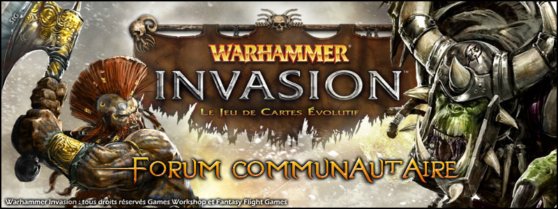 Warhammer Invasion JCE