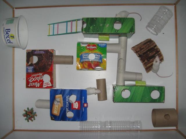 Populaire Fabrication d'accesoires pour souris = les photos FN39
