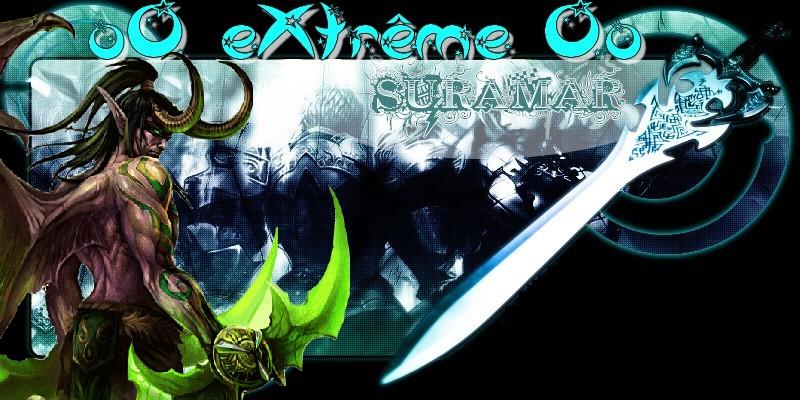Forum oO Extrême Oo - Suramar