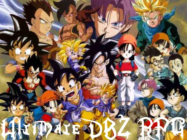 Ultimate Dragon Ball Z RPG