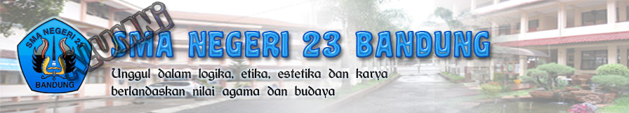 Forum Alumni SMAN 23 BANDUNG