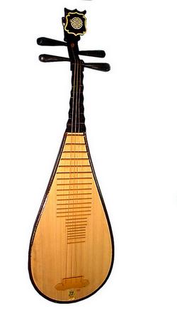 instrument de musique de chine