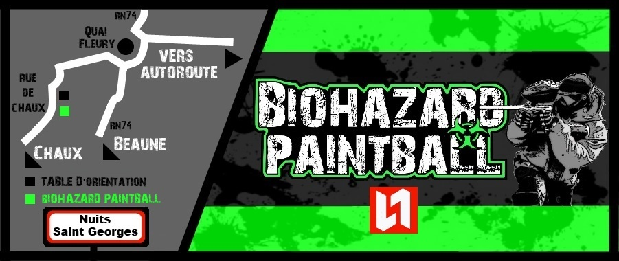 Biohazard-Paintball