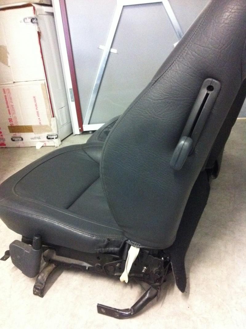 vds sige conducteur en cuir pour citron xsara phase 1. Black Bedroom Furniture Sets. Home Design Ideas