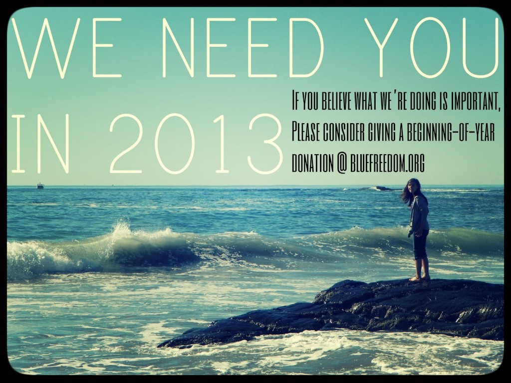 2013 here we come!