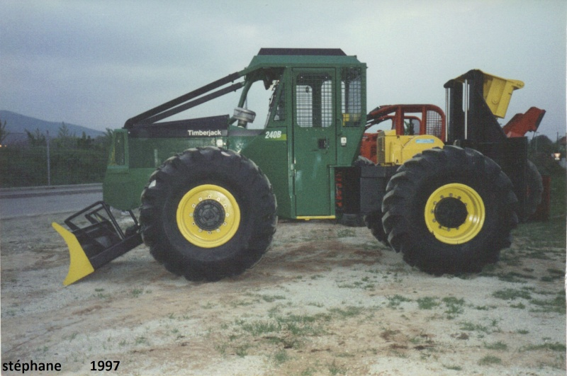 How to use a timberjack