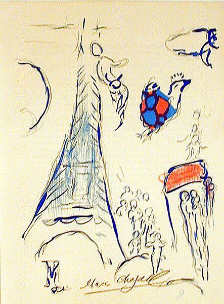 Paris balades paradis page 2 for Marc chagall paris vu de ma fenetre