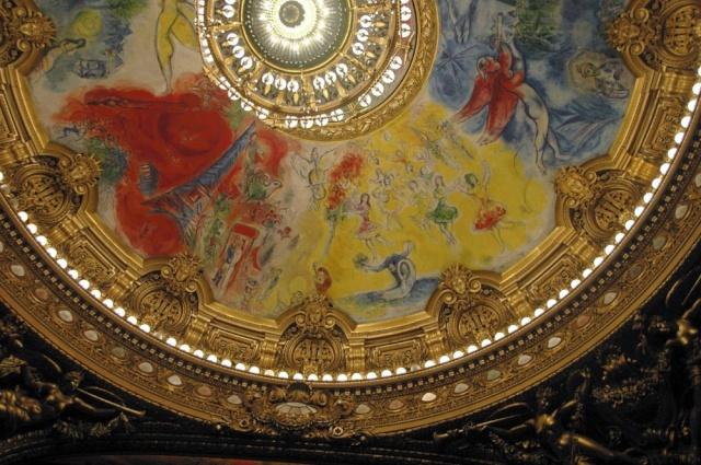 Paris balades paradis for Marc chagall paris vu de ma fenetre