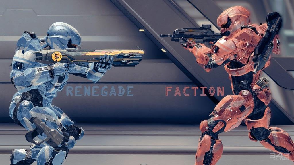 Team Renegade Faction