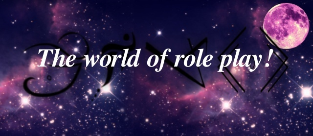 The world of role play