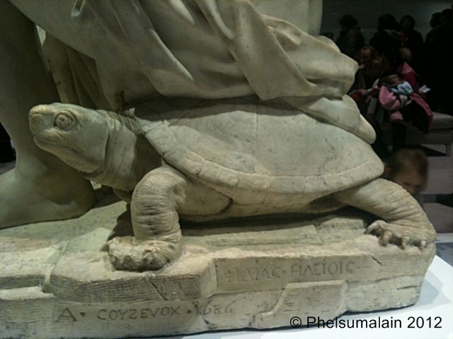 Les reptiles du louvre lens phelsumalain - Les jardins du louvre loos en gohelle ...
