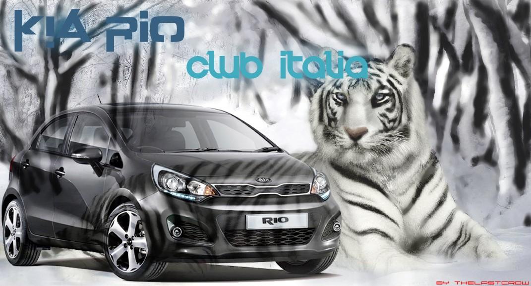 FORUM KIA RIO CLUB ITALIA
