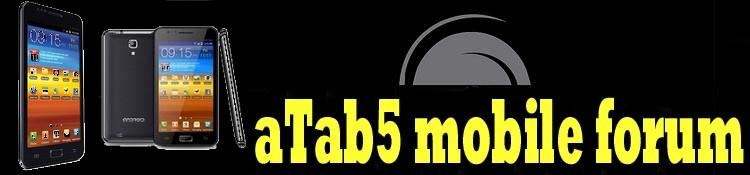 aTAB 5 Phone segítő fórum