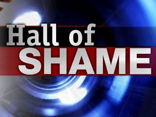 Zeros: Hall of Shame
