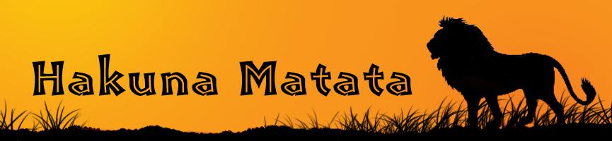 Free forum : Hakuna Matata