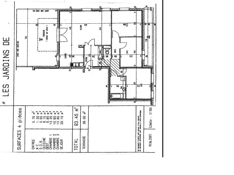 Plan cuisine 11m2 plan cuisine m pour la ligne de for Plan cuisine ouverte 11m2