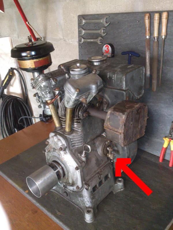 carburateur solex moteur bernard