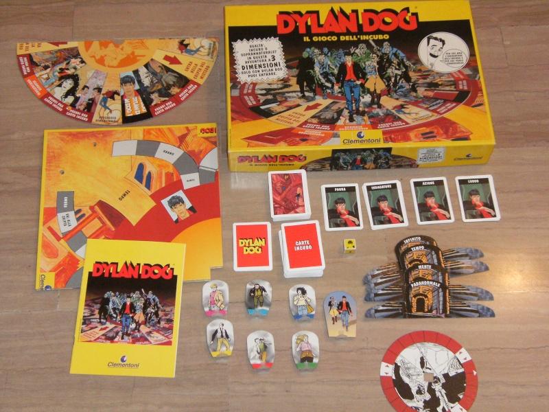 Vendo gioco da tavolo dylan dog - Partini gioco da tavolo ...